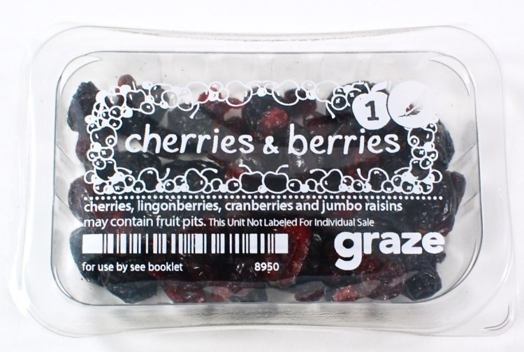 Graze cherries & berries