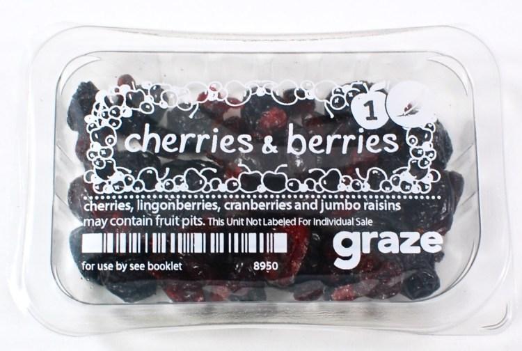 Graze cherries & berries