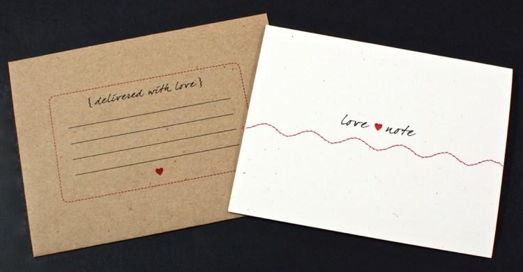 Idea Chic love note