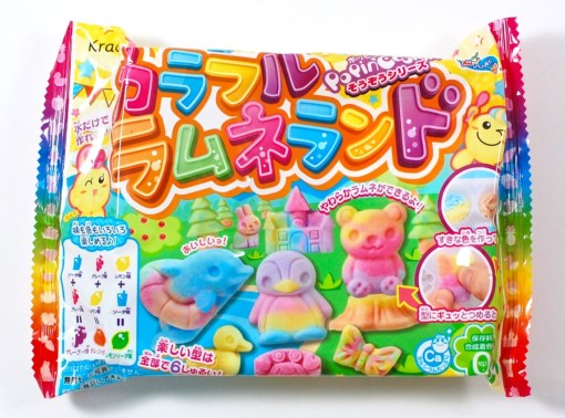 DIY candy kit