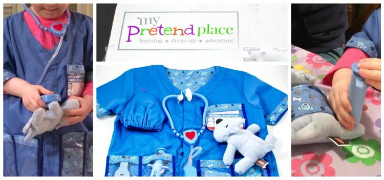 My Pretend Place March 2016 review