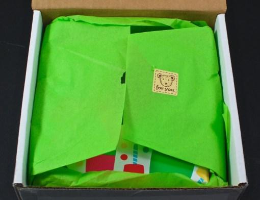 Lil Bear Book Club box review