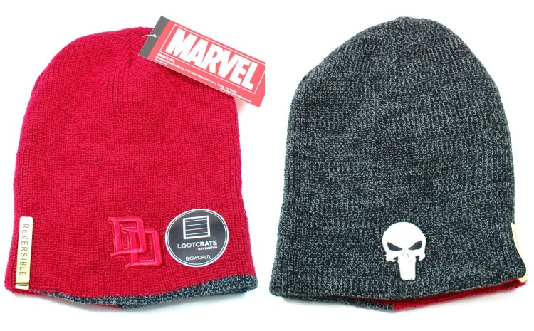 Loot Crate marvel hat