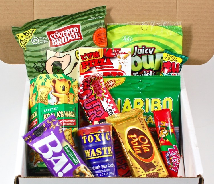 MunchPak February 2016 Review & Coupon Code