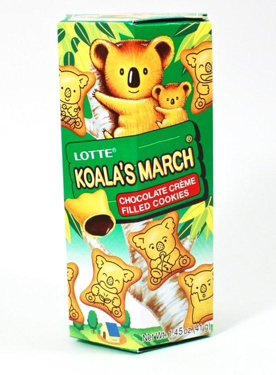 Koala's March
