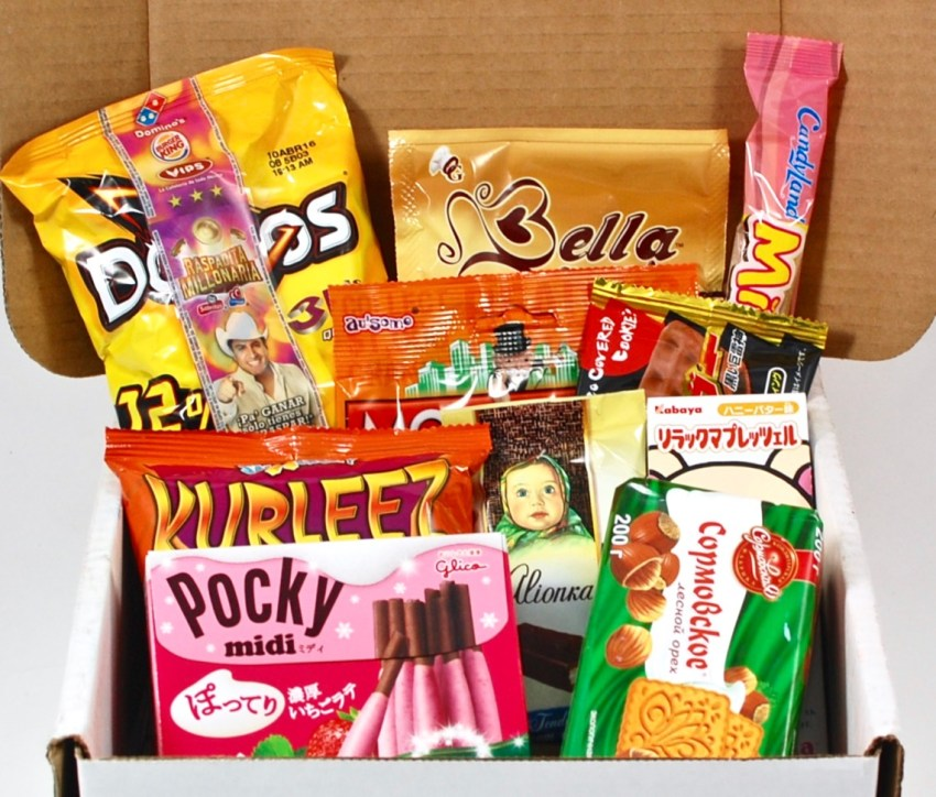 March 2016 MunchPak review