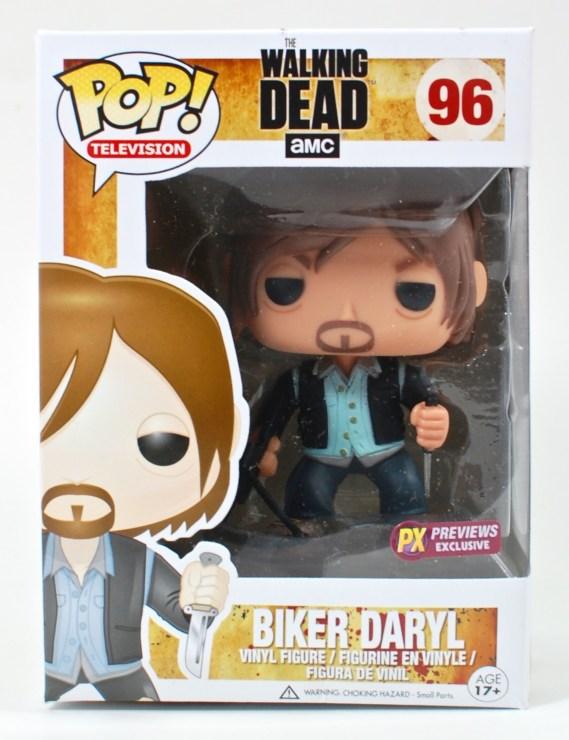 Biker Daryl Funko Pop