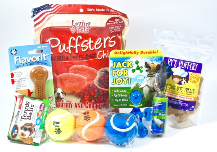 Surprise My Pet February 2016 Review & Coupon Code