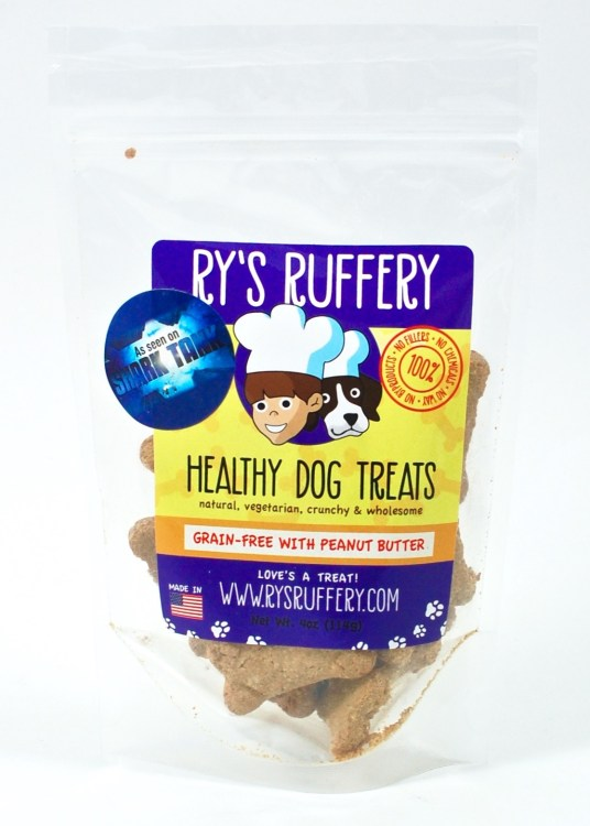 ry's ruffery treats