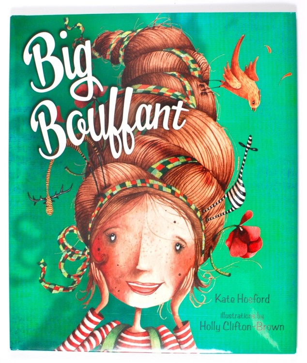 Big Bouffant book