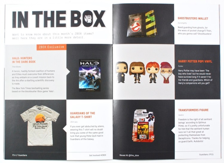 Z BOX March 2016 review