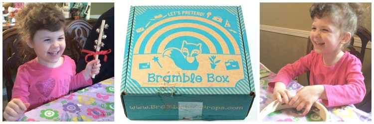 Bramble Box April 2016 Review & Coupon Code