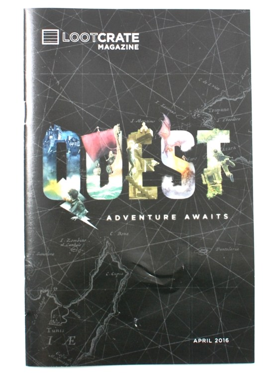 Loot Crate quest review