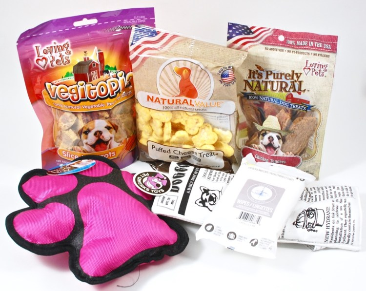 Surprise My Pet March 2016 Review & Coupon Code