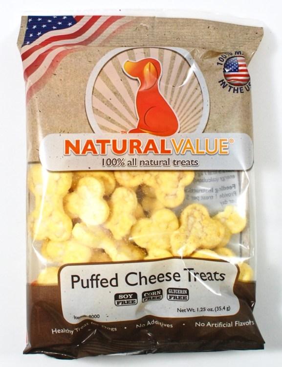 natural value treats