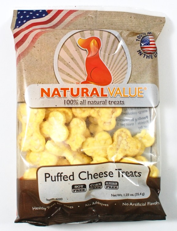 natural value treats