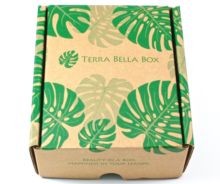 Terra Bella Bridesmaid box review
