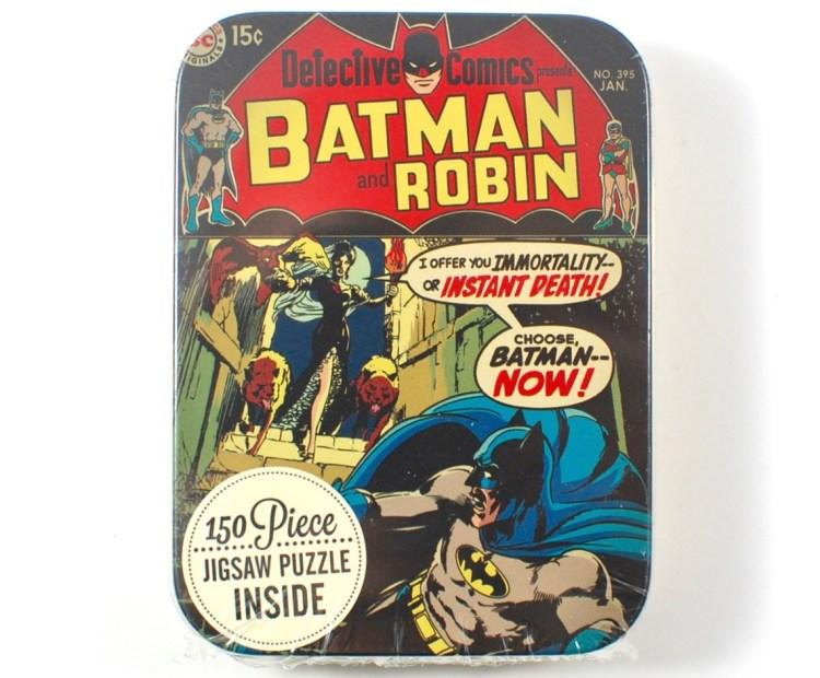 batman & robin puzzle