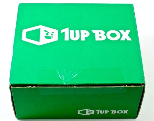 1-Up box review
