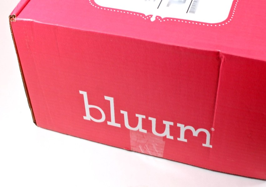 bluum box May 2016 review