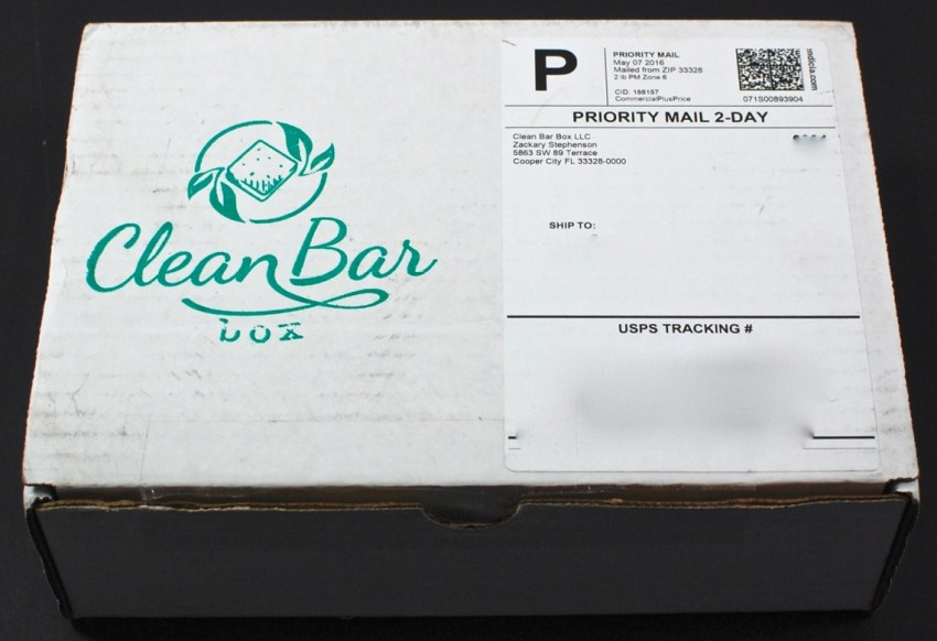 Clean Bar Box review