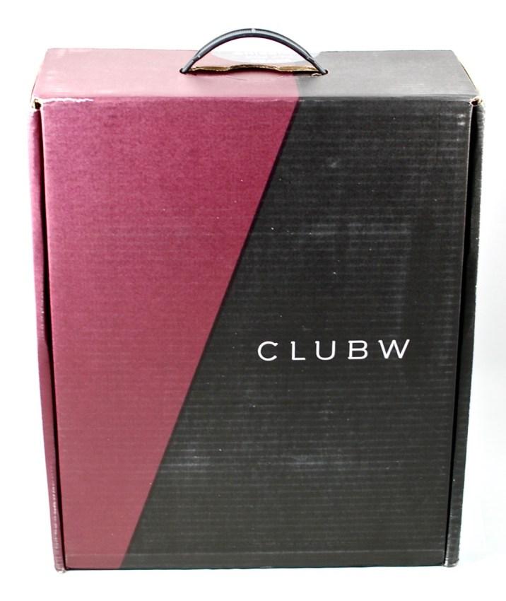 Club W Winc review
