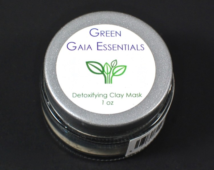 Green Gaia mask