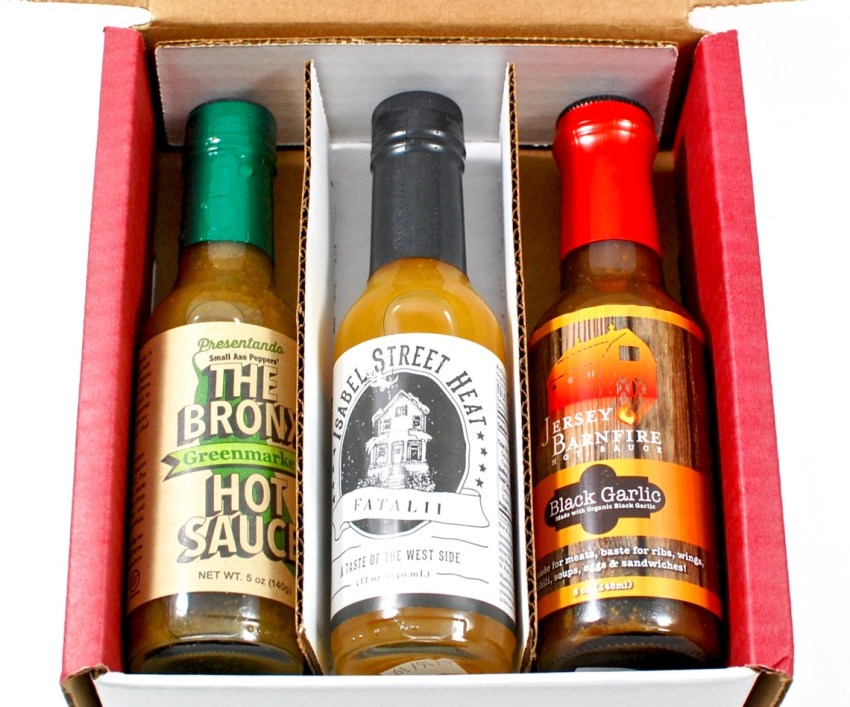 hot sauce subscription review