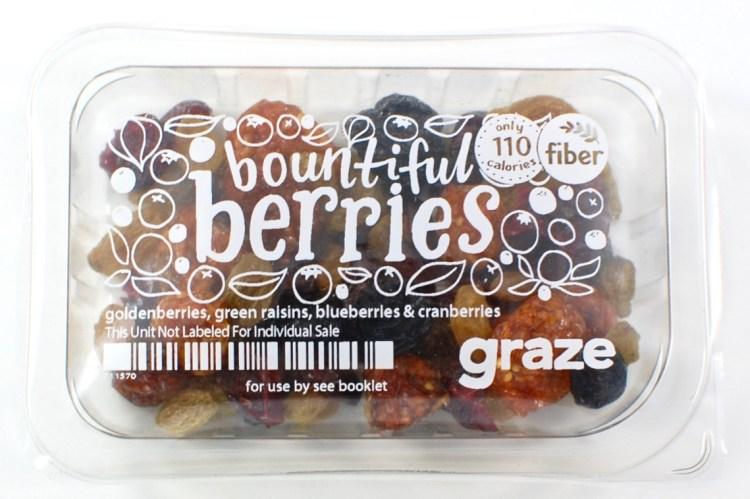 Graze bountiful berries