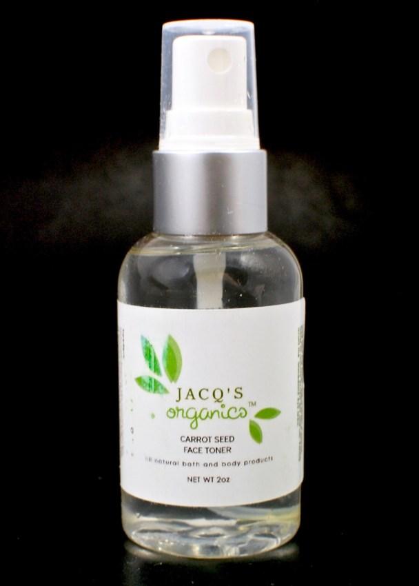 jacq's organics toner