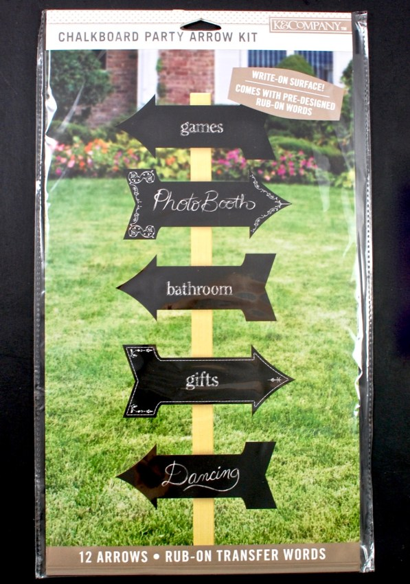 chalkboard arrows