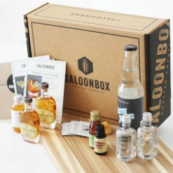 SaloonBox Curated Cocktails