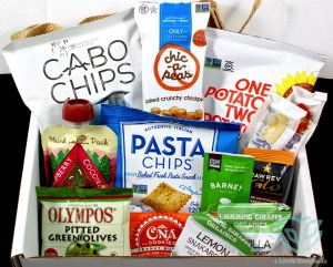 SnackSack May 2016 Subscription Box Review & Coupon Code