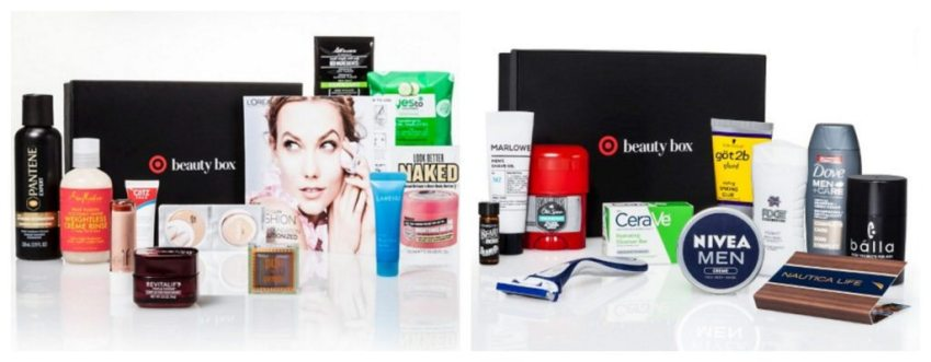 Target Beauty Boxes for June 2016 Now Available!