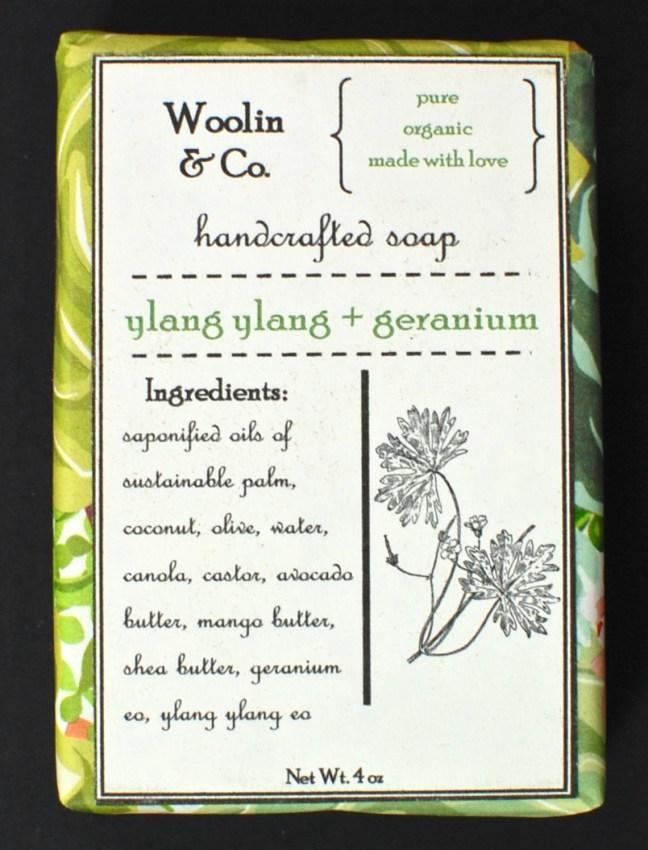 Woolin & Co. soap