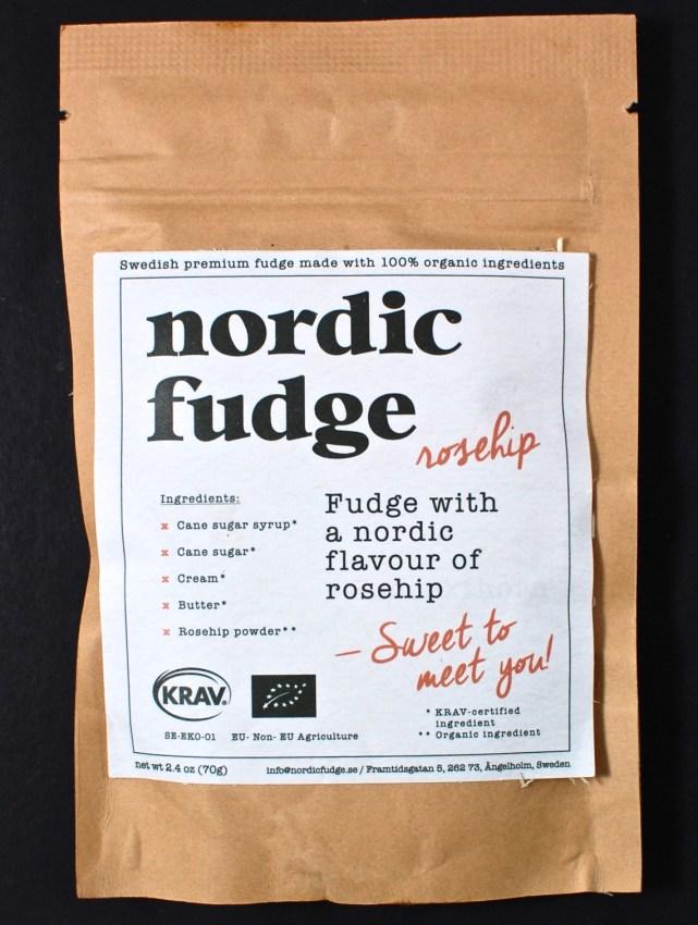 nordic fudge