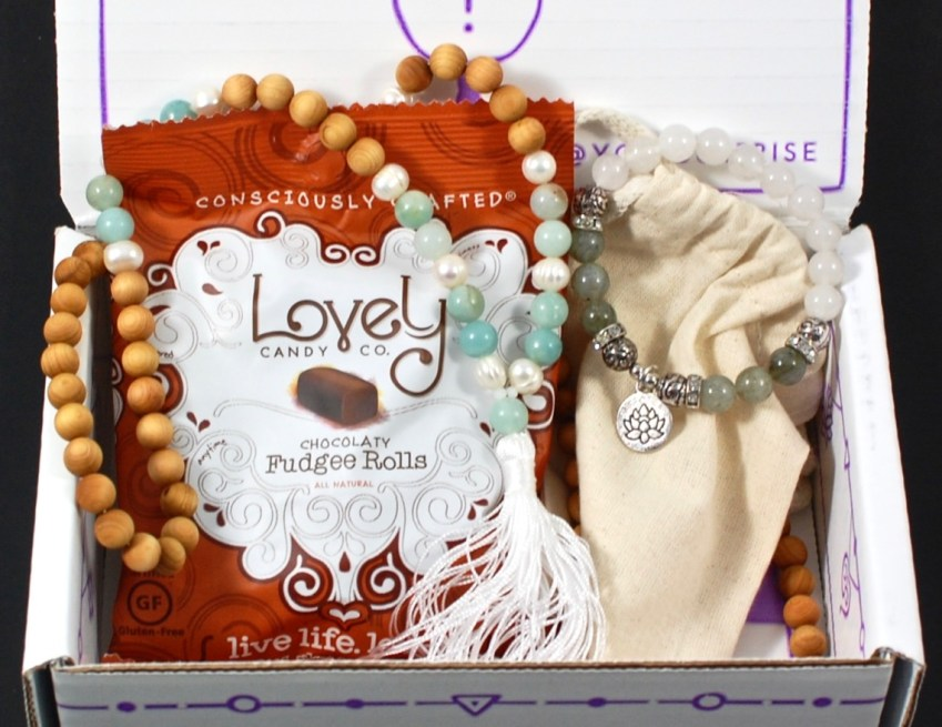 Yogi Surprise May 2016 Jewelry Subscription Box Review & Coupon