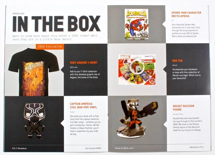 May 2016 Z Box review