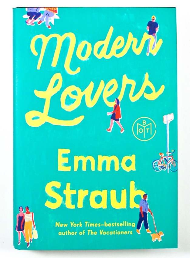 Modern Lovers Emma Straub