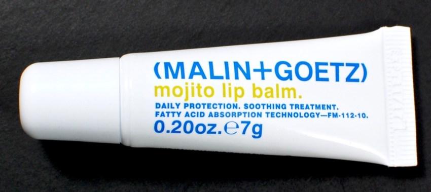 Malin + Goetz lip balm
