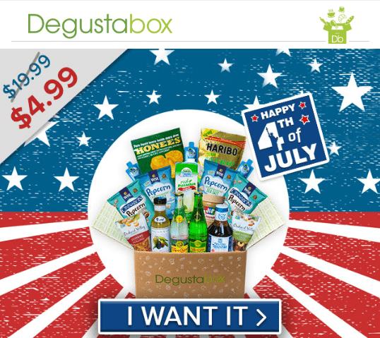 Degustabox coupon