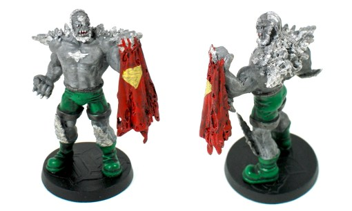 Eaglemoss Doomsday figure