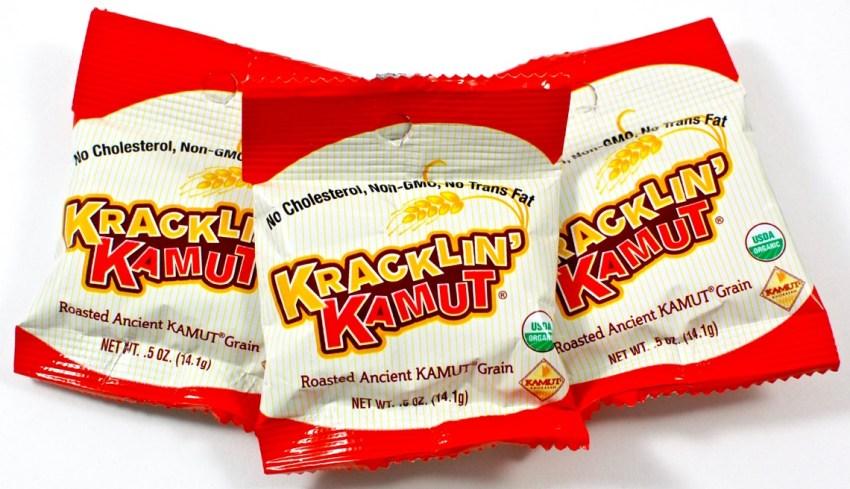 Kracklin' kamut