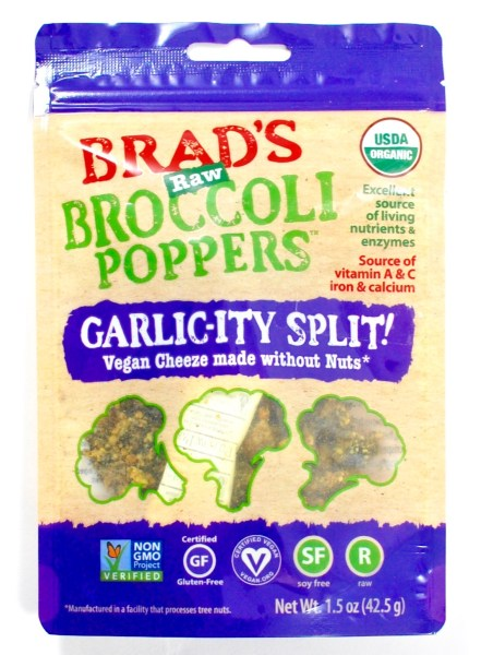 Brad's broccoli poppers