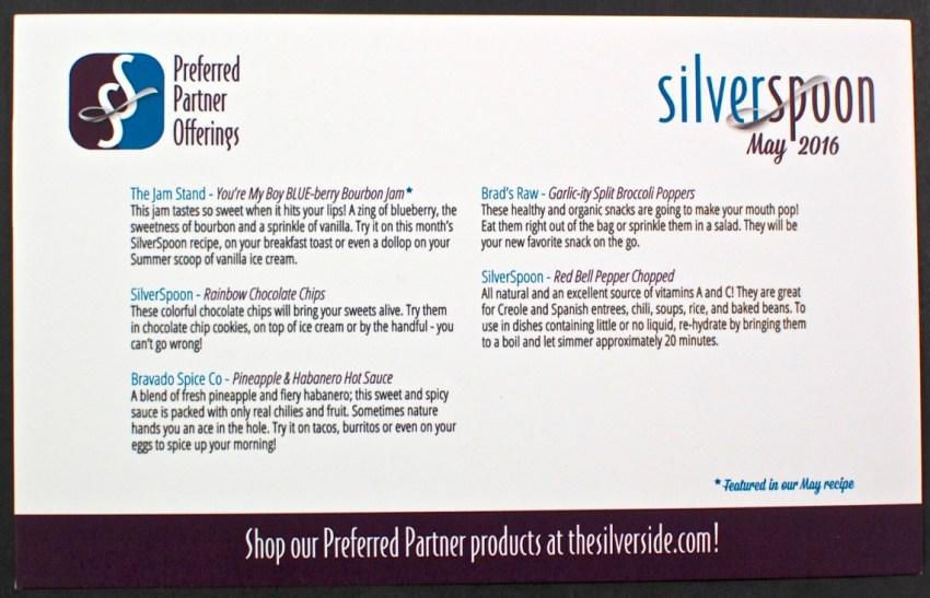 Silver Spoon box review