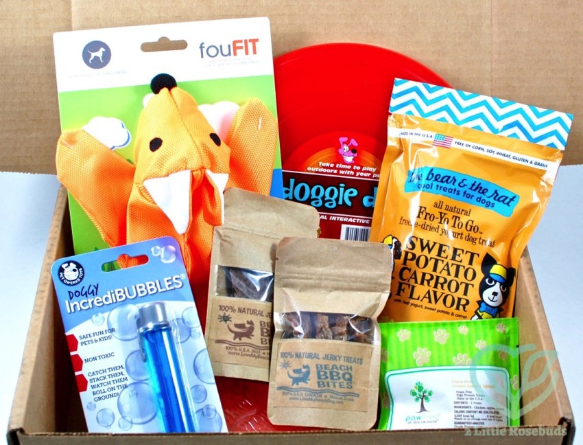 Surprise My Pet May 2016 Review & Coupon Code