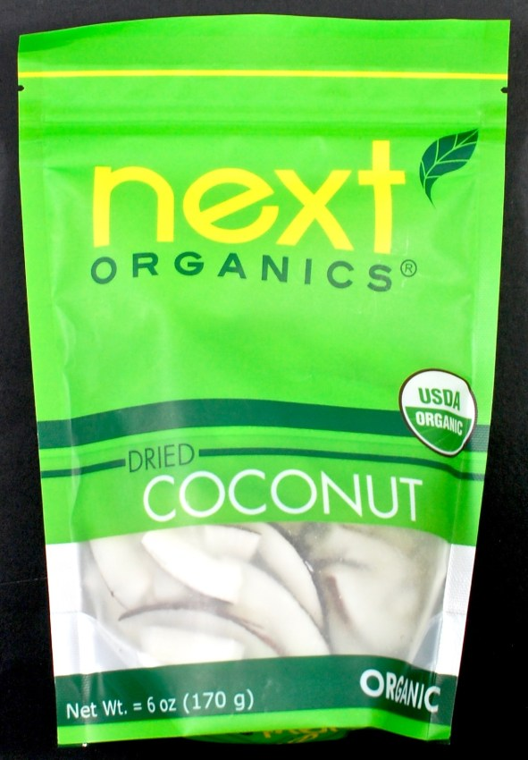 Next Organics coconut chips