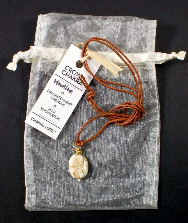 Chakra Love crystal healing talisman