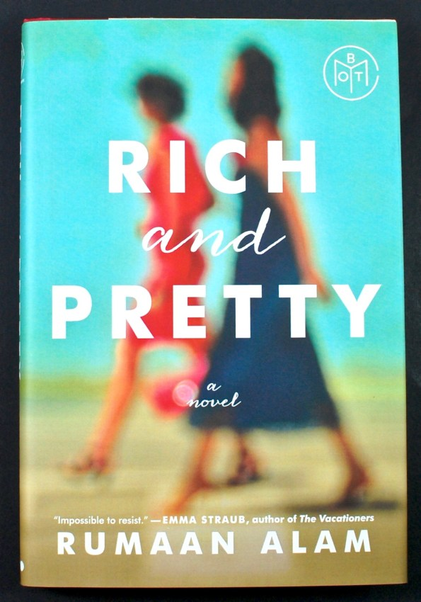 Rich and Pretty novel