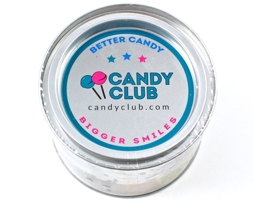 Candy Club container